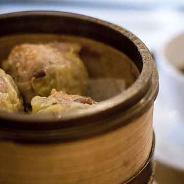 Dim sum at Monsoon East