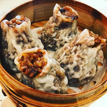 Sticky rice dumplings at Hao Noodle and Tea by Madam Zhu's Kitchen