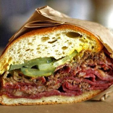 Any sandwich at Deli Board