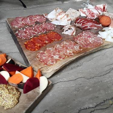 Charcuterie  at Trou Normand
