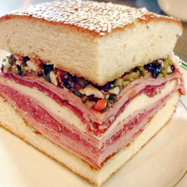 Muffaletta at Hard Water