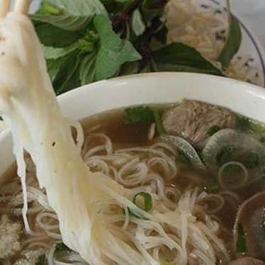 Phở at Pho Tien Thanh