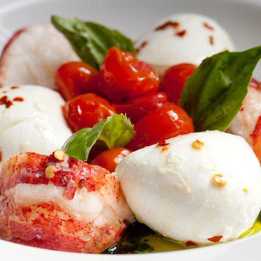 Lobster caprese at RPM Italian