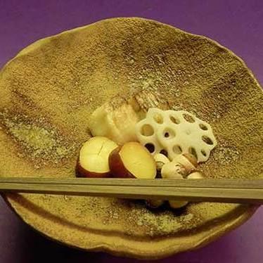 Kaiseki dinner at Kaiseki Yu-Zen Hashimoto