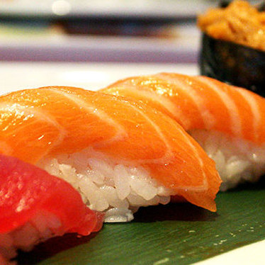 Sushi at Tri Express