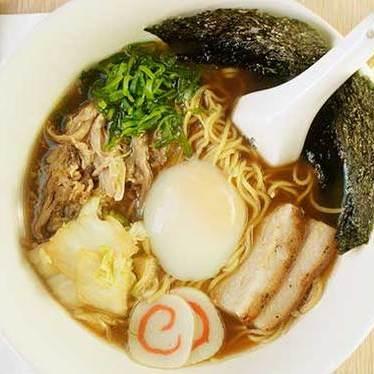 Momofuku ramen at Momofuku Noodle Bar