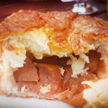 Kouign amann at Amandine Patisserie