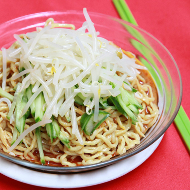 Cold sesame noodles at Spices!! II