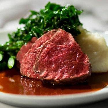 Kobe cap steak at Grill 23 & Bar