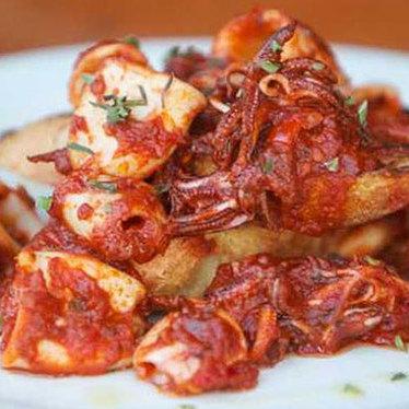 Calamari at Ken's Artisan Pizza
