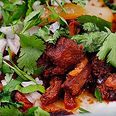 Tacos   at Taqueria Morelia