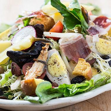 Salada at Fat Rice