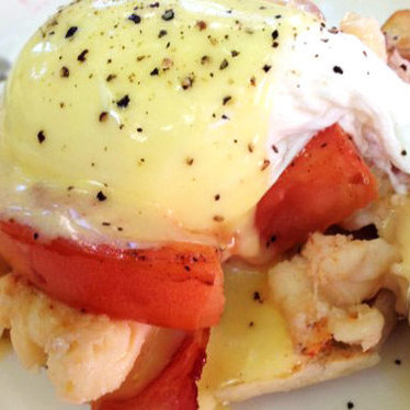 "Lobster ""BLT"" Benny at Blue Heaven"