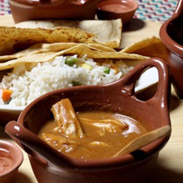 Coloradito mole at Guelaguetza Restaurant
