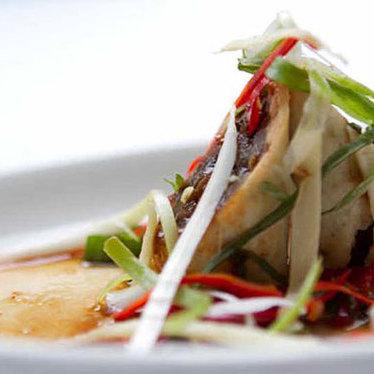 Tasting menu at Hunan Chinese