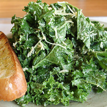 Kale salad at Tender Greens