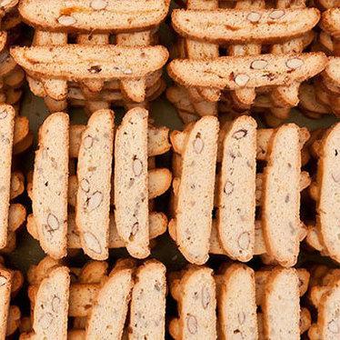 Amaretti biscotti at Forno Cultura