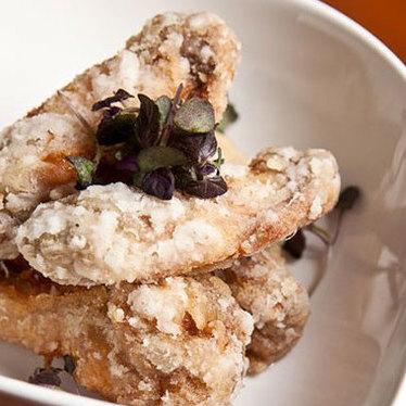 Yuzu chicken wings at ICHI Sushi
