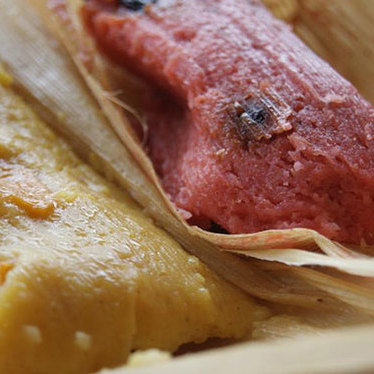 Tamales at Tenoch Mexican Taqueria