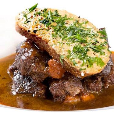 Carbonnade of beef at Et Voila!