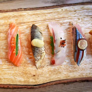 Omakase at Akiko's Restaurant & Sushi Bar