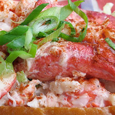 Lobster roll at Red Hook Lobster Pound DC