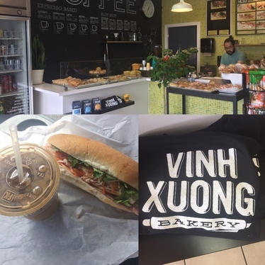 Bahn Mi!! at Vinh Xuong Bakery