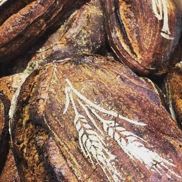Bread at Bellegarde Bakery