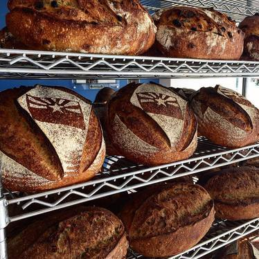 BREAD!!!! at Barrio Bread