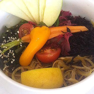 Seaweed salad at Sushi Sasa