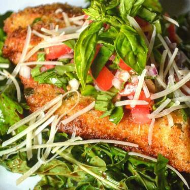 Chicken Milanese   at Ruby Watch Co.