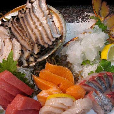 Sushi at Mitch's Sushi