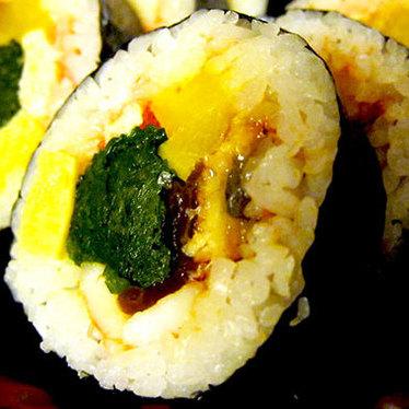 Big mouth roll at Maneki