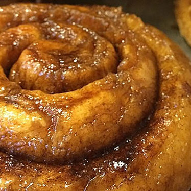 Sticky buns at Wildflour Pastry