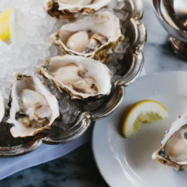 Oysters at Kimball House