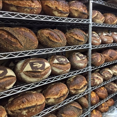 Pan au levain or any heritage grain loaf at Barrio Bread