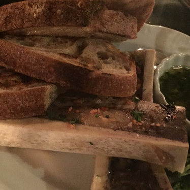 Bone marrow at The Cavalier