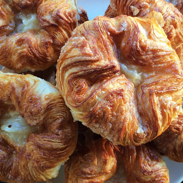 Kouign amann at Le Marais Bistro & Bakery