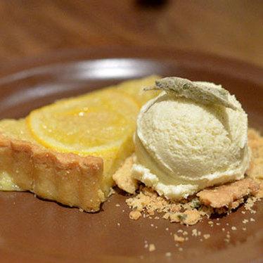 Dessert at Nopa