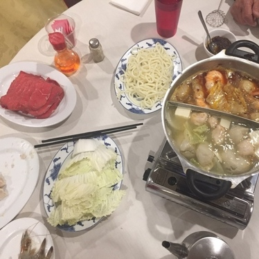 Hot Pot! at Kings Land Chinese Seafood
