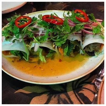 Banh cuon at Little Sister
