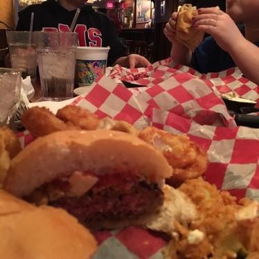 Burgers! at Newt's
