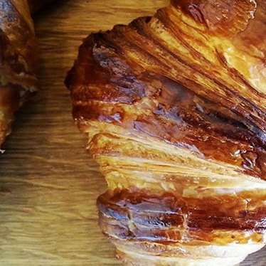 Croissant at Cellar Door Provisions