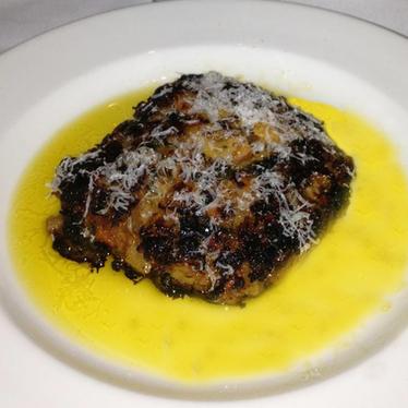 Ribollita 'Da Delfina' at Osteria Mozza