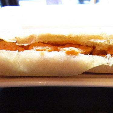 Uni panini at El Quinto Pino