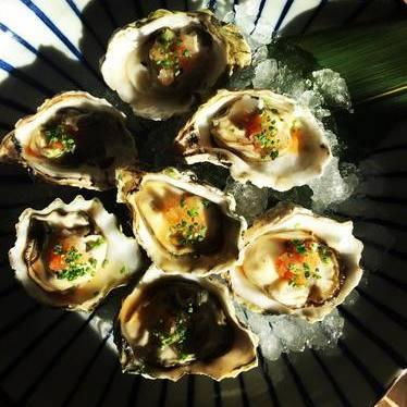 Oysters at Kado No Mise
