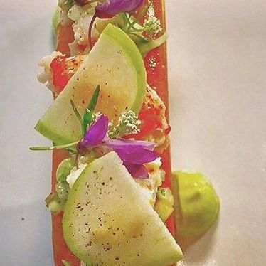 Lobster roll at Chefs Club by Food & Wine