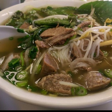 Pho Nam Bo Vien at Pho Bang Restaurant