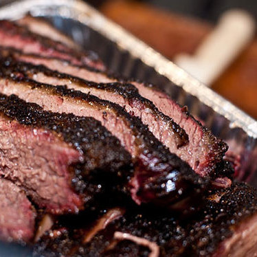 Brisket at Franklin Barbecue