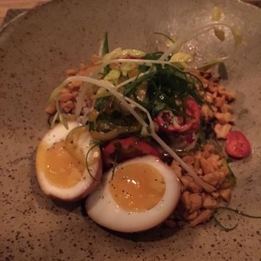 Carolina Gold Rice Salad at Husk Restaurant
